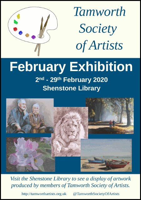 Tamworth Society of Artists February Exhibition